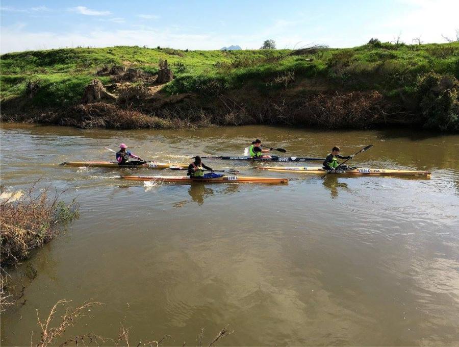 Klein Eikeboom - Canoeing
